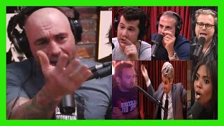 Joe Rogan's Most Heated Debates!!!