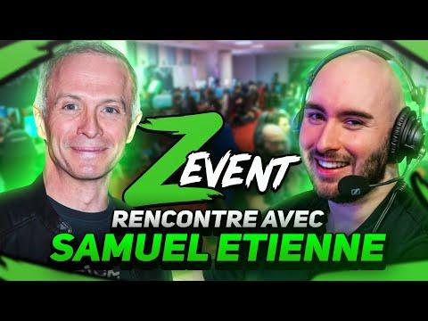 Vidéo d'Alderiate : MA RENCONTRE AVEC SAMUEL ETIENNE