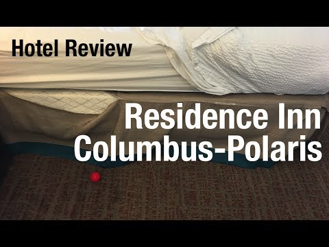 Hotel Review - Disappointed at the Residence Inn Columbus Polaris