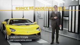 Lamborghini: Growth, Vision, Sustainability