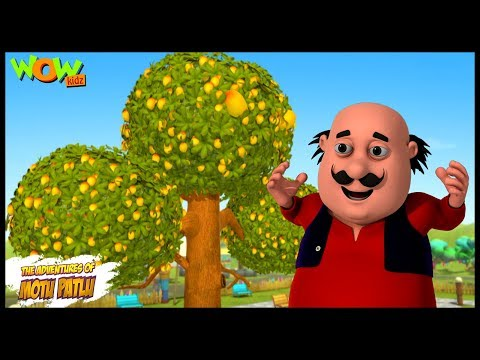 Giant Tree | Motu Patlu in Hindi WITH ENGLISH, SPANISH & FRENCH SUBTITLES | As seen on Nick thumbnail