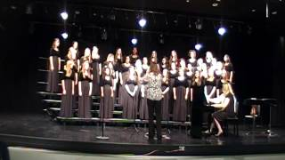 Melissa High School Choir - Pretty Saro