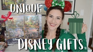 Disney Gift Guide! Unique Gifts For Disney Lovers | Vlogmas Day 11