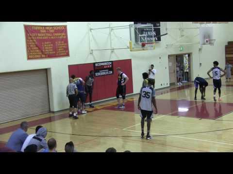 Chino Hills vs Santa Monica High School