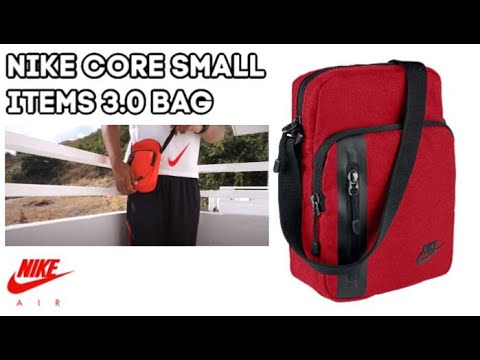 Nike Core Small Items Bag Tech Side Shoulder Bag