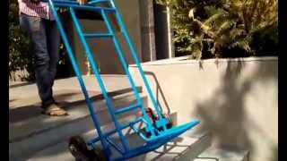 Stair Climbing trolley ( Most innovative equipment)