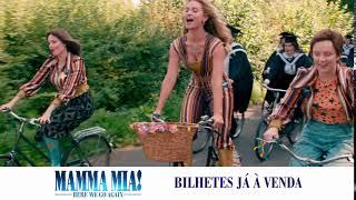 """""""Mamma Mia! Here We Go Again"""" - Começa a festa (Universal Pictures Portugal)   HD"""