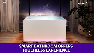 CES 2021: This smart bathtub is controlled by your phone