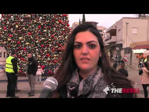 Christians Celebrate Christmas In Israel
