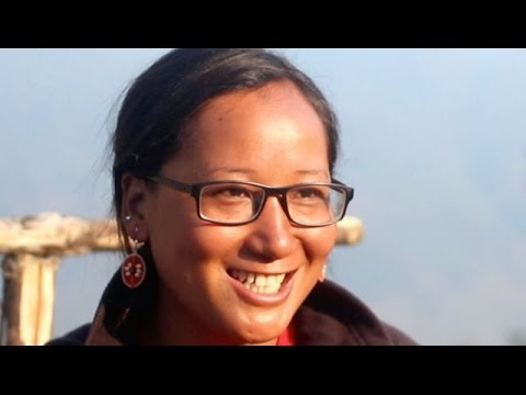 Member of Seven Summits Women's Team conquers Mt Everest