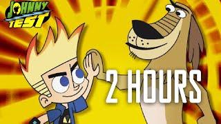 Johnny Test: 2 Hour Marathon!