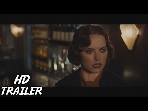 MURDЕR ON THE ΟRIENT EXPRЕSS Trailer # 1 2017 Daisy Ridley, Johnny Depp, Mystery Movie HD MAIN