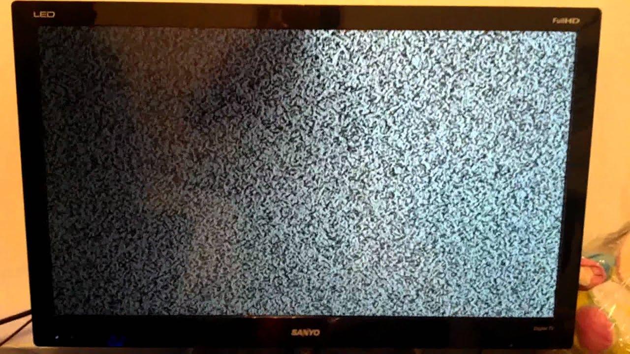 Problema Pantalla Led Tv Sanyo
