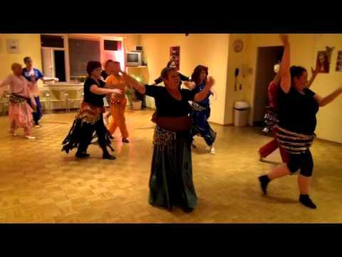 Orientalischer Tanz im TC-Brillant Berlin e.V.