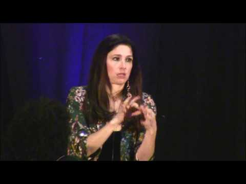 Shoshannah Stern Eileen Leahy's First Ever SPN Panel NJ 2017