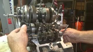 Honda CB77 Transmission