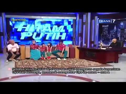 Hitam Putih 2 Agustus 2013  -  Keluarga Uya Kuya [Full Video]