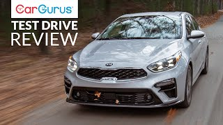 2019 Kia Forte | CarGurus Test Drive Review