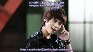 Repeat youtube video [HD MV] SHINee - Hello (Hangul + Romanization + English Sub)