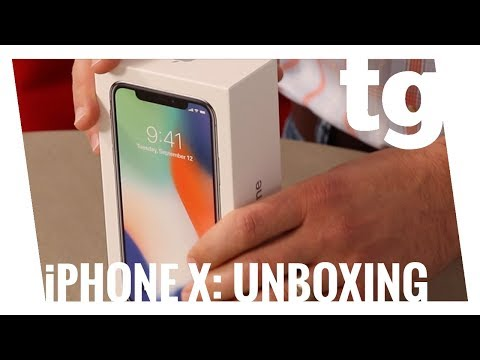 Download Youtube: iPhone X Unboxing and First Impressions: The $1,000 Phone