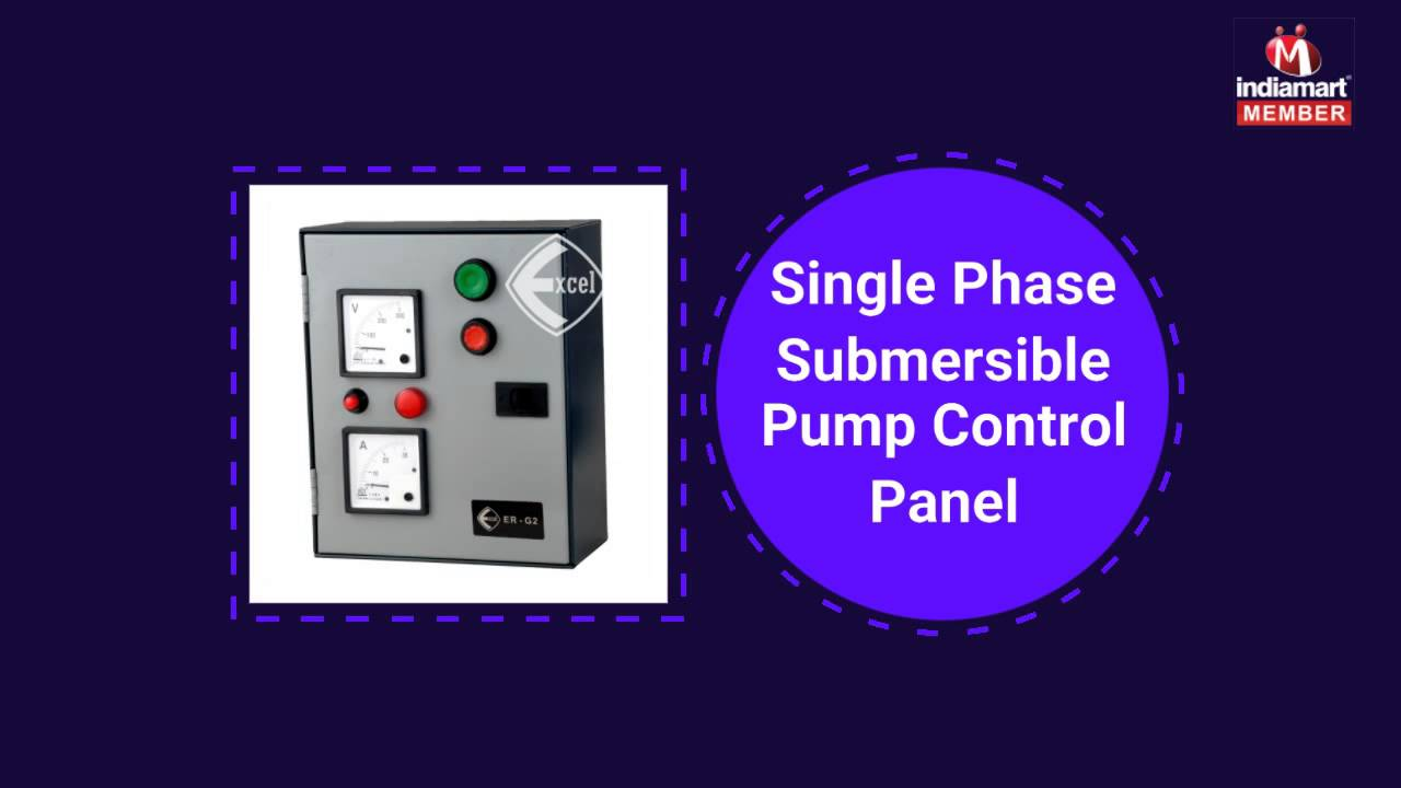 Control Panels And Auto Switch By Excel Engineering Rajkot Youtube