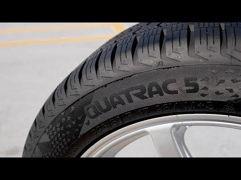 A Closer Look Vredestein Quatrac 5 Tire Rack Youtube