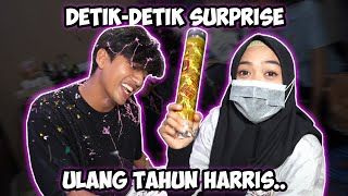 DETIK-DETIK SURPRISE ULANG TAHUN HARRIS PANJAVA.. Eksklusif!!! II @Harrisvriza Entertainment