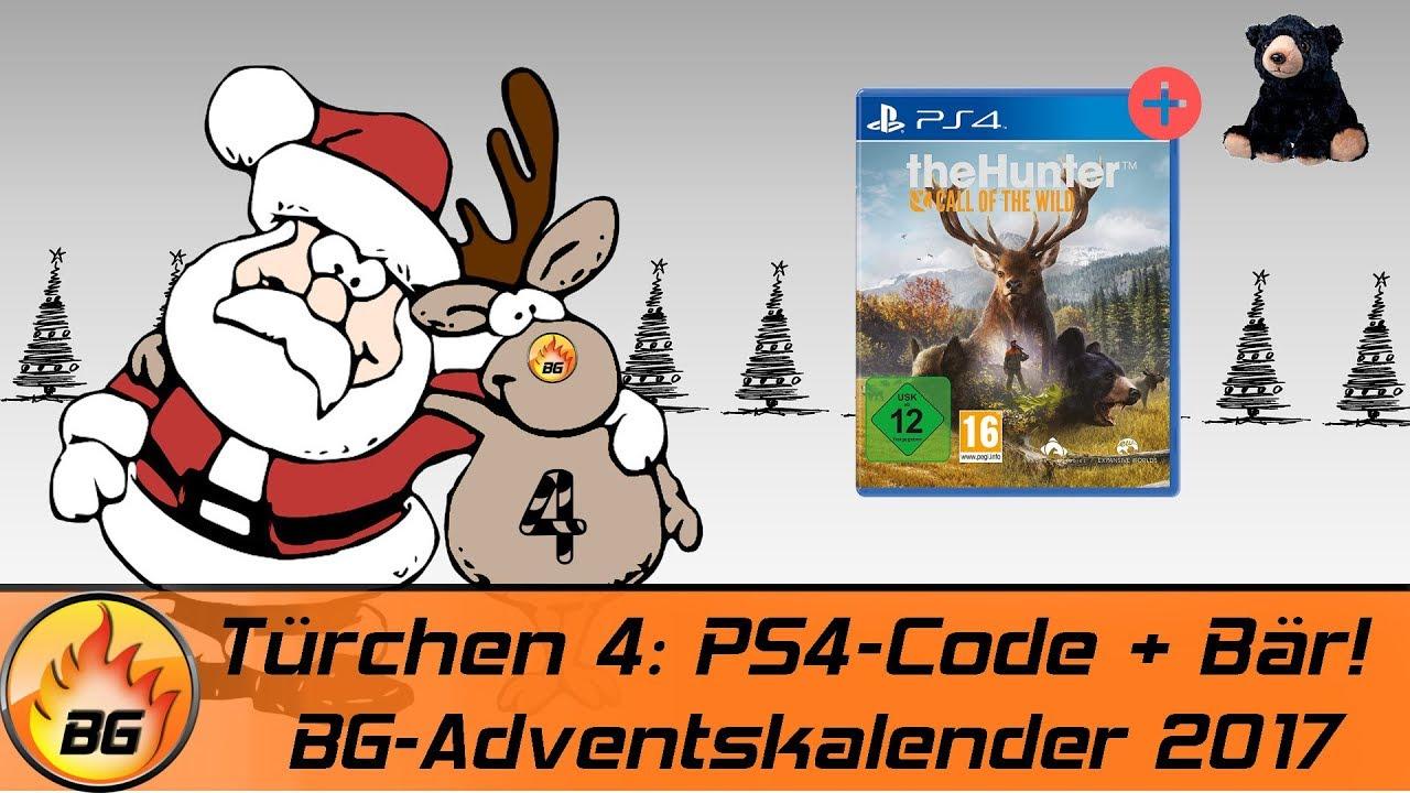 PS4 ADVENTSKALENDER