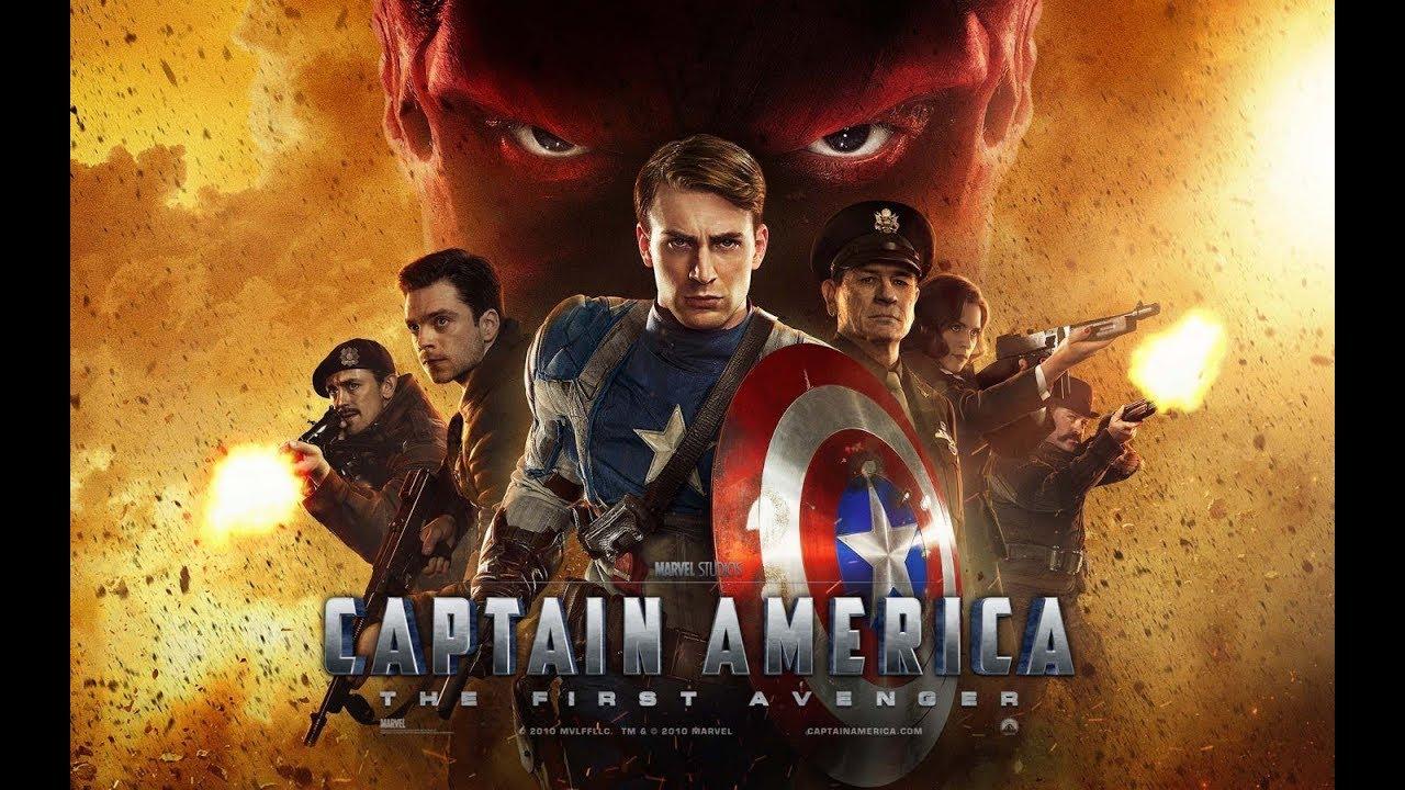 Captain America The First Avenger Full Movie facts   Chris Evans   Tommy  Lee   Jones Hugo