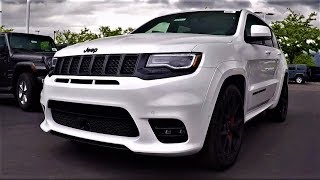 2019 Jeep Grand Cherokee SRT: This or the Trackhawk?