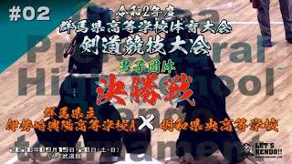 群馬 県 高校 剣道
