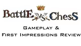 Battle vs Chess PC Gameplay & First Impressions Review