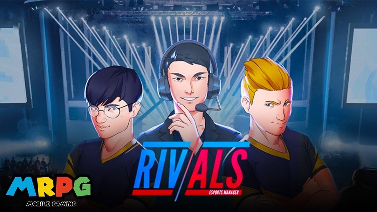 RIVALS Esports MOBA Manager – Vác team MOBA đi đấu giải Esport trong tựa game quản lý mới cực hay