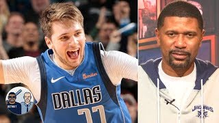 Luka Doncic has unlimited potential - Jalen Rose l Jalen & Jacoby