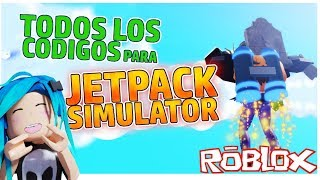 All Codes for Jetpack Simulator Roblox Update1