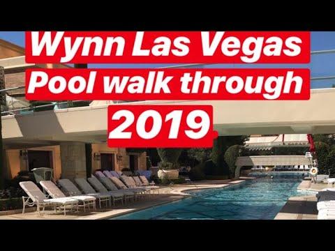 wynn-las-vegas-pool-🌴---2019-walkthrough