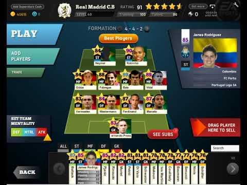 EA SPORTS FIFA Superstars: Real Football & Soccer! MY TEAM [HD]