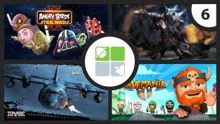 Выходные игры - выпуск 6 [Android игры, iOS игры]