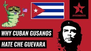 Why Cuban Gusanos Hate Che Guevara | Decolonizing Media Ep. 8