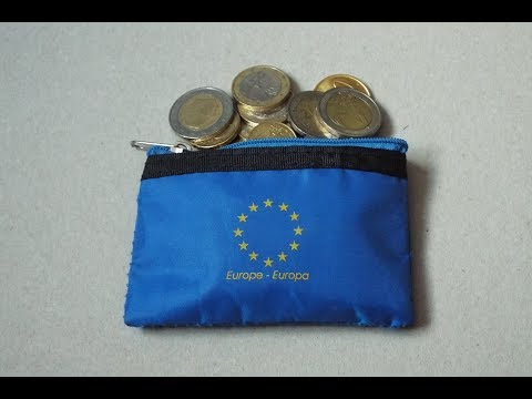 Euro Coin Bag Hunt!