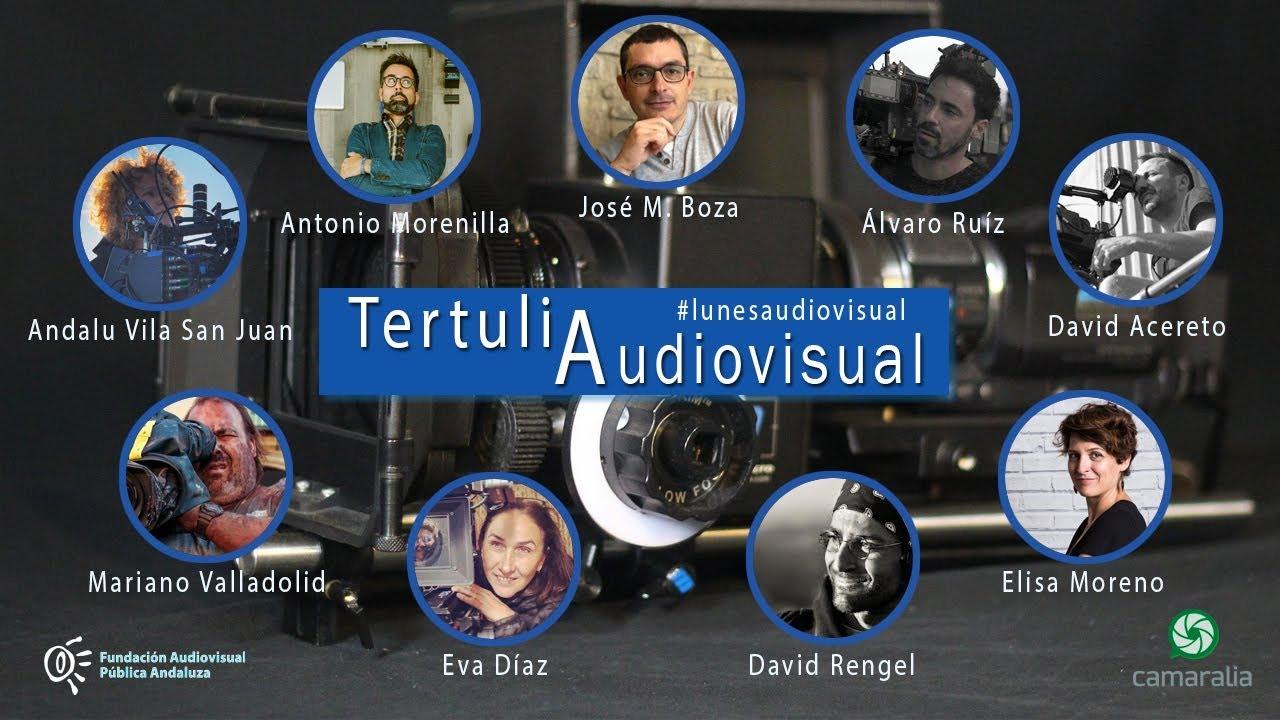 Lunes de Tertulia Audiovisual: El Operador de Cámara