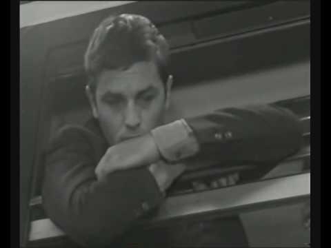 """Alain Delon In """"L'Insoumis"""""""