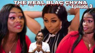 The Real Blac Chyna Episode 3️⃣: Blac Chyna + Her MoM Toni Sit ⬇️2️⃣ Talk....
