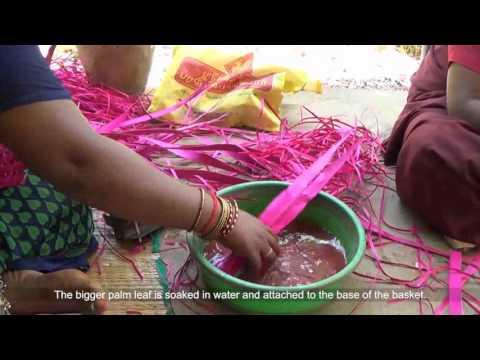 Palm Leaf Craft – Vellore