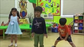 Premika Bollywood Dance Practice at Genius Kids