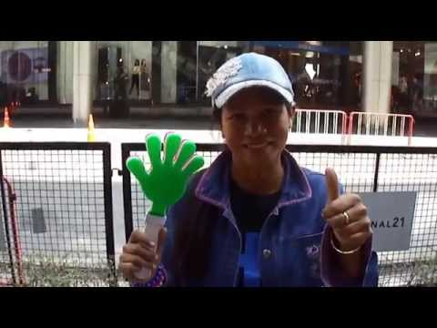 Bangkok Street Protests 2014