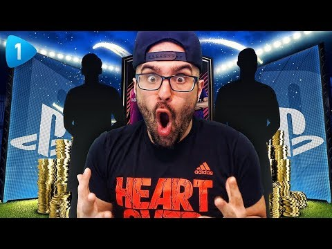YES!!! FIRST BIG PACK PULL!! & NEW EPIC SQUAD PS4!! FIFA 18 ULTIMATE TEAM PAY TO GLORY