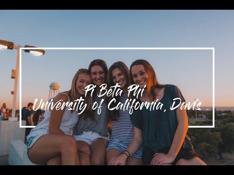 Pi Beta Phi - University of California, Davis