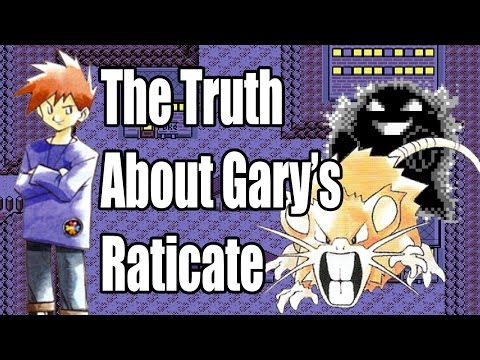 The Truth About Gary's Raticate