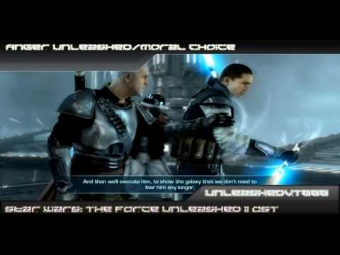 SW: The Force Unleashed II Custom Soundtrack - Anger Unleashed/Moral Choice